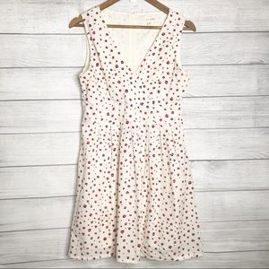 Maison Jules Fit And Flare Tank Lined Dress Size M